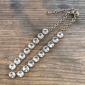 Jeweled choker